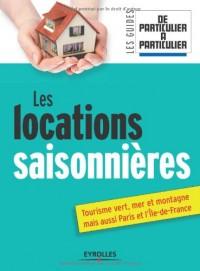 Locations Saisonnieres - Tourisme Vert, Mer et Montagne Maisaussi Paris et l'Ile-de-France