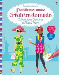 J'habille mes amies - Créatrice de mode - Collections Londres et New York