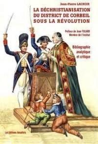 La Dechristianisation Sous la Revolution