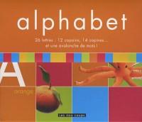 Coffret alphabet : 26 livrets