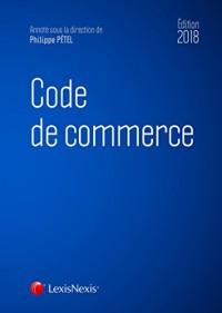 CODE DE COMMERCE 2018