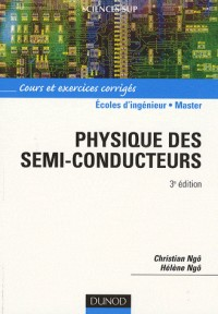 Physique des semi-conducteurs : Cours et exercices corrigés