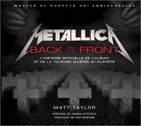 Metallica, Back to Front, l'histoire Master of Puppets