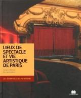 Lieux de spectacle et vie artistique de Paris