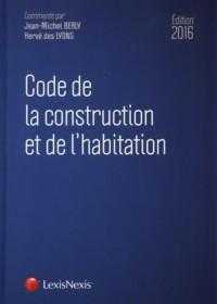 Code de la construction et de l'habitation