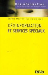 Désinformation et services spéciaux