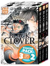 Black Clover Starter Pack T01 a T03