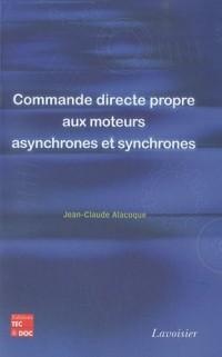 Commande directe propre aux moteurs asynchrones et synchrones