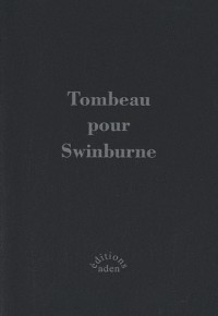 Tombeau de Swinburne