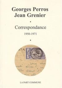 Correspondance (1950-1977)