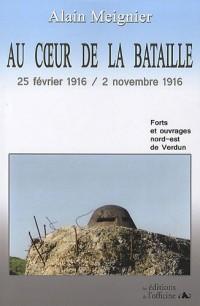 Au coeur de la bataille : 25 février 1916 - 2 novembre 1916
