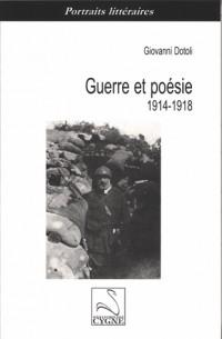 Guerre et Poesie: 1914-1918