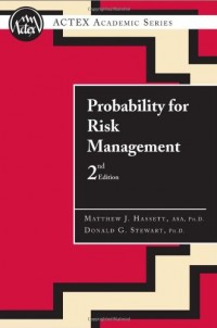 Probability for Risk Management