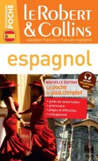 Dictionnaire Le Robert & Collins Poche espagnol