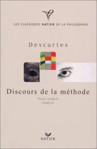 Descartes : Discours de la méthode