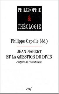 Jean Nabert et la question du divin