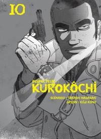 Inspecteur Kurokochi - Tome 10