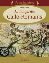 La vie des enfants au temps des Gallo-Romains