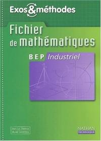 Mathematiques, BEP Industriel (Manuel)