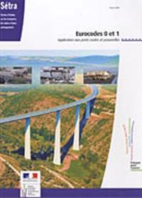 Eurocodes 0 et 1 : Application aux ponts, routes et passerelles