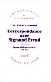Correspondance Freud/Andreas-Salomé, 1912-1936