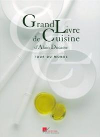 Le grand livre de cuisine tour du monde