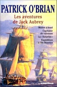 Les Aventures de Jack Aubrey