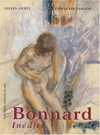 Bonnard inédit : L'Oeuvre sur papier