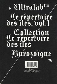 Le répertoire des îles, vol.1