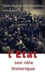 L'Etat, Son Rôle Historique (Texte Intégral)