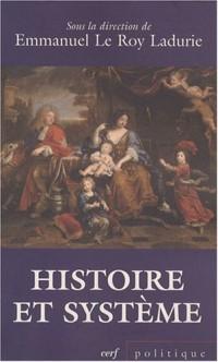 Histoire et système
