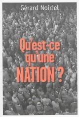 QU'EST-CE QU'UNE NATION ? [Poche]