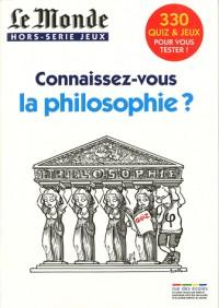 Le Monde, Hors-série jeux : Connaissez-vous la philosophie ?