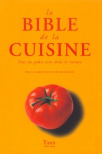 La Bible de la cuisine