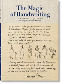 The Magic of Handwriting : The Pedro Corrêa do Lago Collection