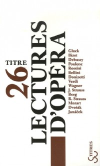 Lectures d'opéra