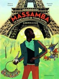 Massamba, le marchand de tours Eiffel