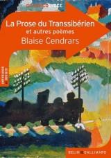 La prose du Transsibérien et autres poèmes [Poche]