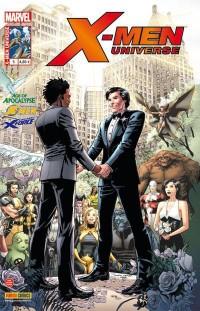 X-Men, Tome 5 : Universe