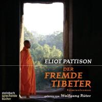 Der fremde Tibeter. Kriminalroman. 7 CDs