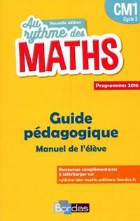 Au rythme des maths CM1 (Manuel)