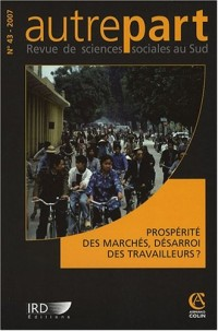 Autrepart, N° 43, 03/2007