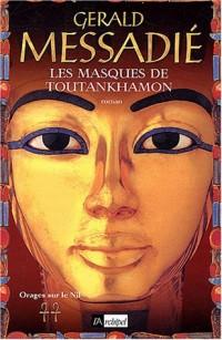 Orages sur le Nil, tome 2 : Les Masques de Toutankhamon