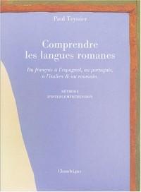 Comprendre les langues romanes