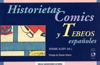 Historietas, comics y tebeos españoles