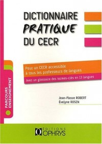 Dicionnaire pratqqqqqqqe du CECR