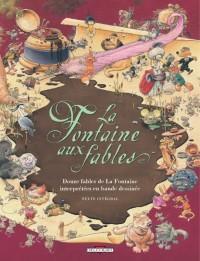 La Fontaine aux fables, Tome 1