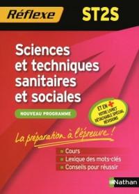 Mémo Réflexe : Sciences et techniques sanitaires et sociales - 1re et Tle ST2S