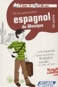 Kit de conversation espagnol du Mexique (1CD audio)