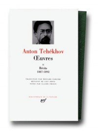 Tchékhov : Oeuvres, tome 2
